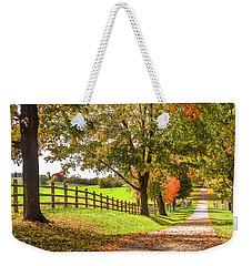 Thomas Farm Lane Weekender Tote Bag