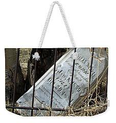 Thomas Hooper Killed  Bag Size Weekender Tote Bag