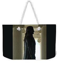 Thomas Jefferson Statue Weekender Tote Bag