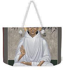 Thomas Merton - Rltmr Weekender Tote Bag
