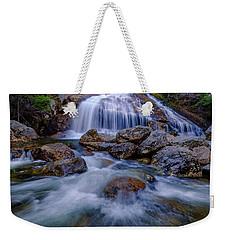 Thompson Falls, Pinkham Notch, Nh Weekender Tote Bag
