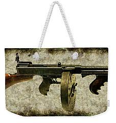 Thompson Submachine Gun 1921 Weekender Tote Bag