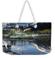 Thoreau Weekender Tote Bag by Ed Boudreau