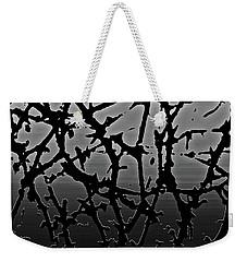 Thorned Weekender Tote Bag