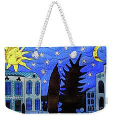 Those Romantic Nights Weekender Tote Bag
