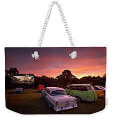 Those Summer Nights Weekender Tote Bag