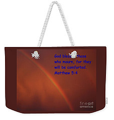 Those Who Mourn Weekender Tote Bag