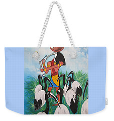 Thoth - What's With The Sombrero Weekender Tote Bag