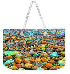 Thou Shalt Not Eat Stones Weekender Tote Bag