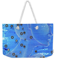 Thought Weekender Tote Bag