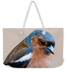 Thoughtful Weekender Tote Bag by Torbjorn Swenelius