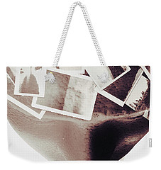 Thoughts And Creation Weekender Tote Bag