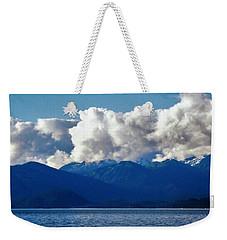 Thoughts Weekender Tote Bag