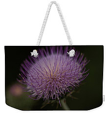 Thoughts Of A Thistle Weekender Tote Bag