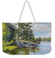 Thousand Islands Weekender Tote Bag