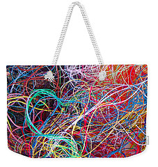 Thread Collection Weekender Tote Bag