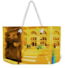 Threadneedle Street Weekender Tote Bag
