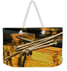 Threads And Grains Weekender Tote Bag