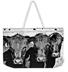 Three Amigos-2 Weekender Tote Bag