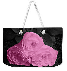 Three Beauties Weekender Tote Bag