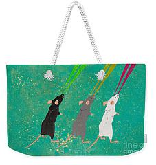 Three Blind Mice Weekender Tote Bag