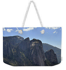 Three Brothers From Four Mile Trail Weekender Tote Bag