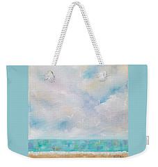 Three By The Sea Weekender Tote Bag