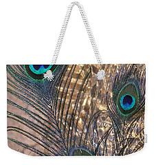 Three Feathers Weekender Tote Bag