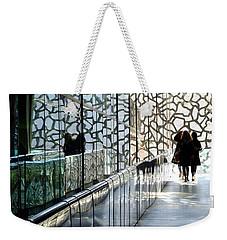 Three Ladies Weekender Tote Bag