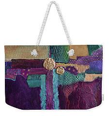 Three Moons Weekender Tote Bag