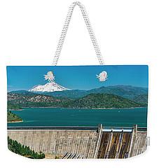 Three Shastas Weekender Tote Bag