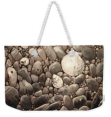 Three Shells Weekender Tote Bag