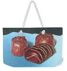 Three Sirens Weekender Tote Bag by Pamela Clements