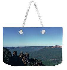 Three Sisters Weekender Tote Bag