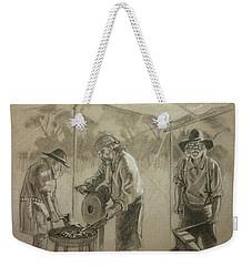 Three Smiths Weekender Tote Bag