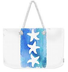 Three Starfish  Weekender Tote Bag