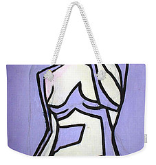 Three Weekender Tote Bag