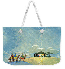 Three Wise Men Weekender Tote Bag