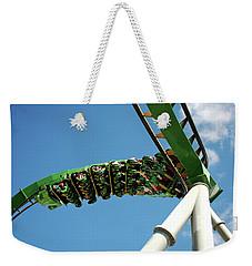 Thrill Ride Weekender Tote Bag