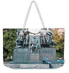 Throne Of Dispair 2 Weekender Tote Bag