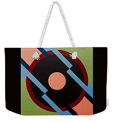 Through And Around Weekender Tote Bag