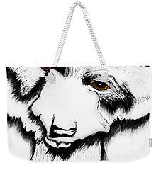 Through The Eyes Of The Bear Weekender Tote Bag