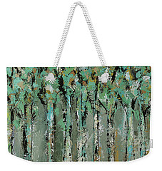 Through The Forest Weekender Tote Bag