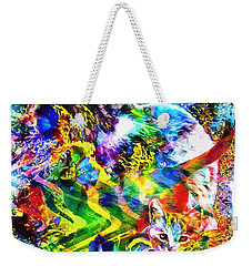 Through The Generations Weekender Tote Bag