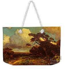 Through The Hills In Southwest Texas 1911 Without Border Weekender Tote Bag