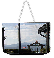 Through The Looking Glass Weekender Tote Bag