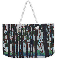 Through The Opinicon Forest Weekender Tote Bag