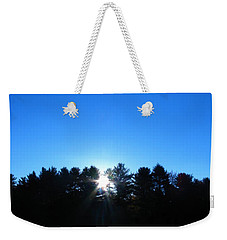 Through The Trees Brightly Weekender Tote Bag