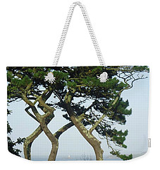 Through The Trees To Godrevy From St. Ives Weekender Tote Bag