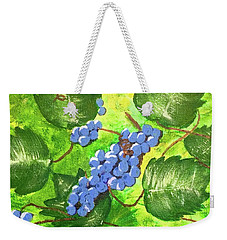 Through The Vines Weekender Tote Bag
